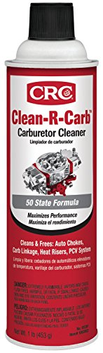 Crc Clean-R-Carb Carburetor Cleaner
