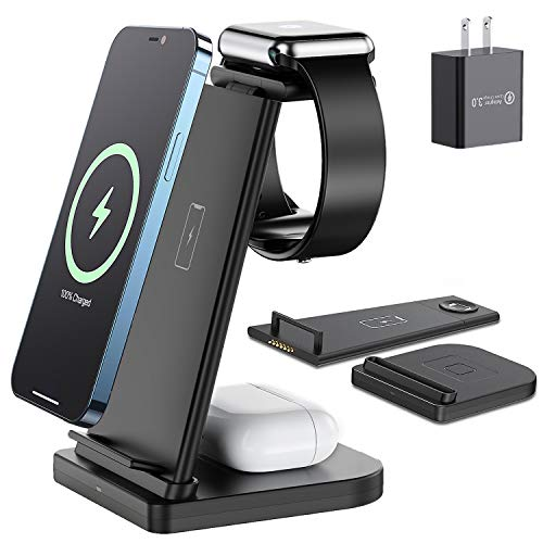(60% OFF) Wireless Charging Station $14.80 – Coupon Code
