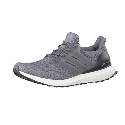 adidas Men's Ultraboost Sneakers Grey Size: 7 UK