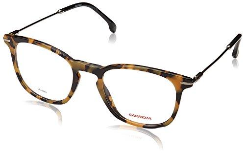 Carrera 156-V Monturas de Gafas para Hombre, Light Havana Black, 49 mm