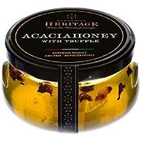 Miel de Acacia con Trufa Negra 220g – Ganador del Great Taste - Calidad Premium – Delicadeza Gourmet