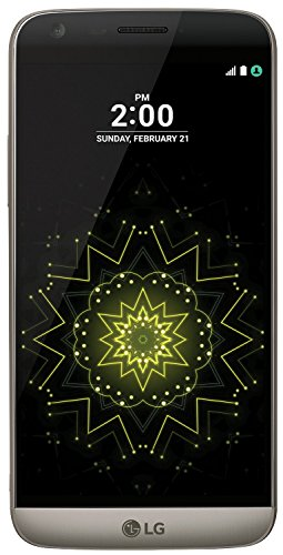LG G5 Verizon and GSM Unlocked, Titanium Gray (Certified Refurbished)
