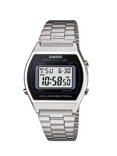 Casio Collection UnisexRetro Armbanduhr B640WD-1AVEF