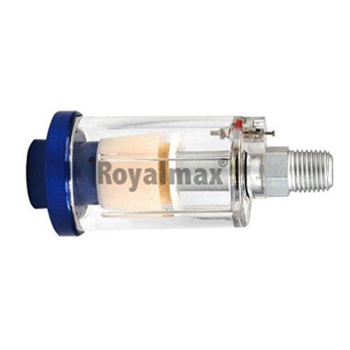 Royalmax® Druckluft Mini-Filter Luftfilter Wasserabscheider 1/4