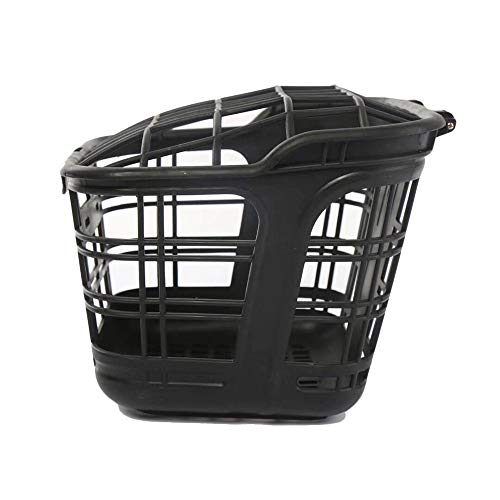 Why Should You Buy Xiejuanjuan Bike Basket Bike Basket with Lid Lightweight Junior Removable Square ...