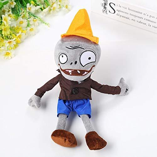 Zombie Toy Plant Warfare Doll, Barricade Zombie...