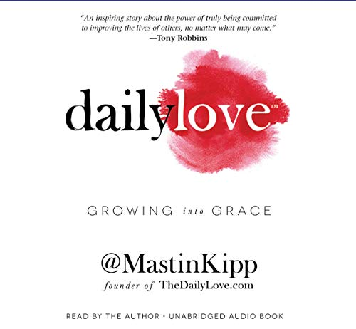 Daily Love audiobook cover art