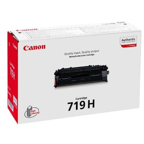 Canon 719H Kartusche für Imageclass MF5980; I-Sensys LBP6300, LBP6310, LBP6670, LBP6680, MF5840, MF5940, MF5980schwarz 6400Seiten