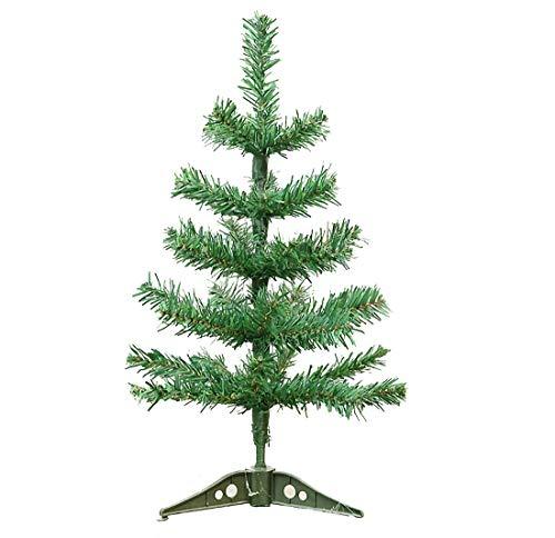 HULDORO Weihnachtsbaum Minirock Verschlüsselung Simulation Schafe Weihnachten nackt Baumschmuck Weihnachtszimmer Tisch Requisiten geschmückt 30 cm grün Weihnachten