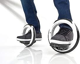 Inventist Inc. Boardless Skateboard - Black/White