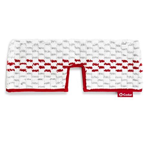O-Cedar ProMist MAX Washable Refill, (Pack of 4), Red and White, 4 Count