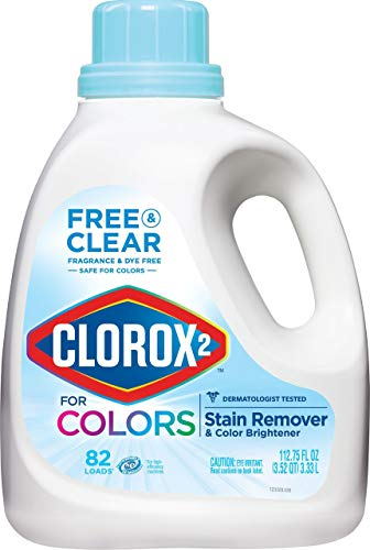 Product of Clorox 2 Stain Remover & Color Booster Free & Clear, 112.75 oz. [Biz