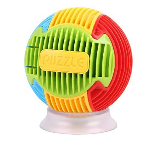 3D Ball Puzzle Creative Kids Hecho a Mano Rompecabezas De La Bola Enigmas Juguete De La Inteligencia Juegos De Rompecabezas De La Asamblea Esfera 3D Bloque Laberinto Apoyos para Adultos De Los Niños
