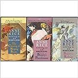 The Erotic Adventures of Sleeping Beauty:The Claiming of Sleeping Beauty,Beauty's Punishment and Beauty's Release Three Volume Set(1980's)
