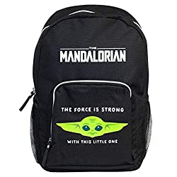 "OFFICIALLY LICENSED PRODUCT - 100% Official Star Wars The Mandalorian merchandise. Designed and branded by Popgear, completely original and unique. Licensed by Lucasfilm THE FORCE IS STRONG IN THIS LITTLE ONE - Known by fans as ""Baby Yoda"" ever since..."