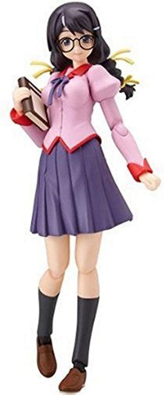 marca de lujo Max Factory - Bakemonogatari figurine Figma Figma Figma Tsubasa Hanekawa 14 cm by Max Factory  100% precio garantizado