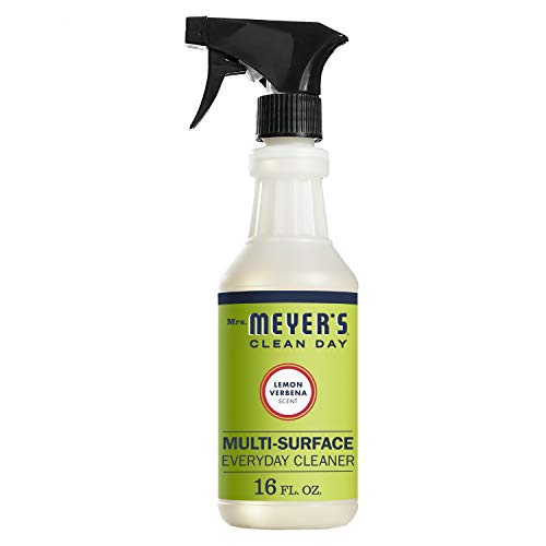 Mrs. Meyer's Clean Day Multi-Surface Everyday Cleaner, Lemon Verbena, 16 ounce bottle