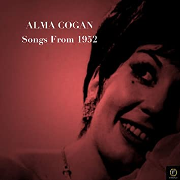 Alma Cogan, Songs from 1952