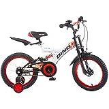 Bicicletas para niños, bicicletas para niños Bicicleta para niños de 18 pulgadas 4-5-6-7-8 años Bicicleta para niños y niñas Bicicleta de montaña al aire libre (color: rojo, tamaño: 18 pulgadas)