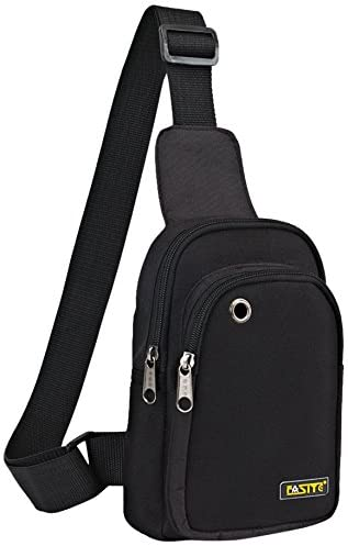 FASITE Sling Bag Chest Backpack Challenge the lowest price of Japan f Pouch Import Crossbody Shoulder Tool