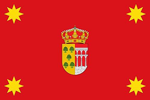 magFlags Bandera Large Municipio de Fresnedillas de la Oliva Comunidad de Madrid   Bandera Paisaje   1.35m²   90x150cm