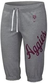 NIKE Texas A&M Aggies Women's College Long Fleece Short