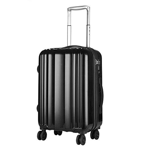 WindTook Hard Shell Suitcase with 4 Spinner Wheels TSA Lock Trolly Case Travel Luggage(20')