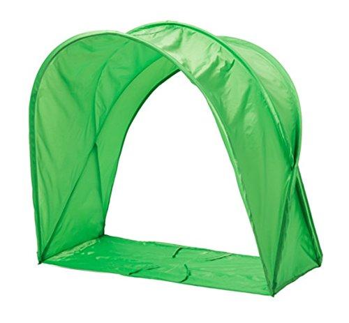 Ikea Sufflett - Tenda da letto, colore: Verde