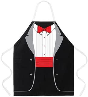novelty tuxedo aprons