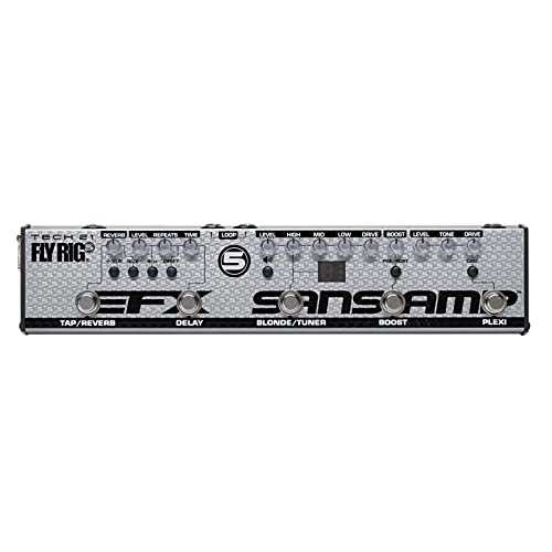 Tech 21 Fly Rig 5 V2 Multi-Effects Pedal