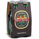 Sicilia Bedda - Birra Best Brau Premium DOPPIO MALTO - 8.4% vol. - 12 Bottiglie da 330 ML - Birra Corposa e profumata dal gusto robusto-