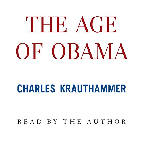 The Age of Obama audiobook cover art