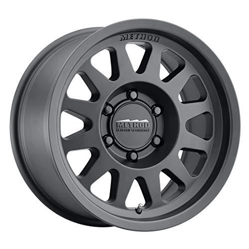 Method Race Wheels 704 Matte Black 17x8.5