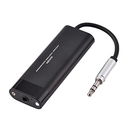 Vbestlife Mini Amplificador de Auriculares de Alta fidelidad AMP, 3,5...
