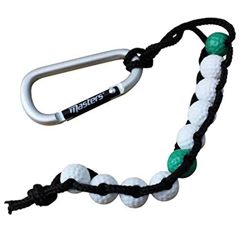 ND Sports Unisex Fitness Masters Perlen-Schlagzähler, unspezifiziert, Einheitsgröße