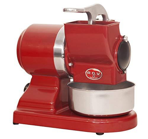 Grattugia elettrica con rullo professionale in acciaio inox ideale per grattugiare oltre al formaggio anche pane, frutta secca, mandorle e cioccolato. Codice Prodotto: B2_0182317