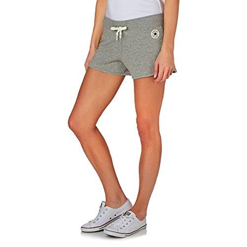 Converse Shorts Women CORE Track Short 10003986 Grau 035, Größe:S
