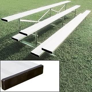 3 Row Standard Bleacher (30-Seat), 15-Feet