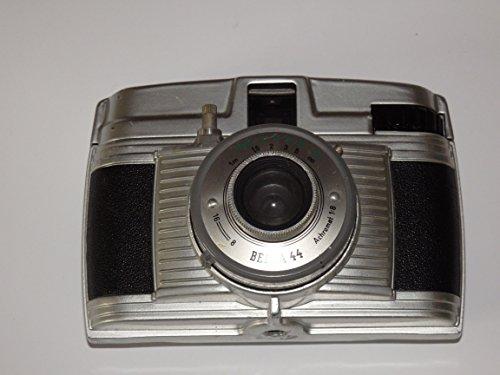 FOTOTECHNIK by LLL Bilora Bella 44–2fotos–para Roll películas 127er película en negativo Formato: 4x 4–Visor Cámara # # coleccionistas pieza–OK # #