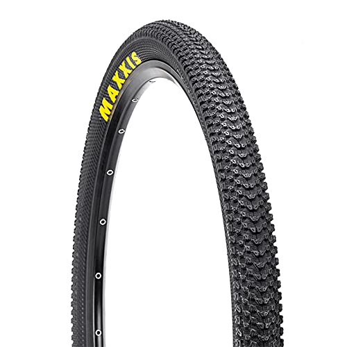 【US Stock】 MAXXIS PACE M333 26/27.5/29 x 1.95/2.1 inch Mountain Bike Tires, 65PSI Flimsy/Puncture Resistance Bicycle Tires, 60TPI Wire Bead Clincher MTB Tire Fold/Unfold