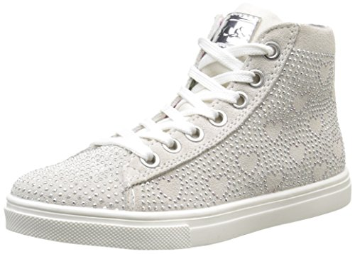 Asso 39201, Sneakers Hautes Fille, Blanc (White), 31
