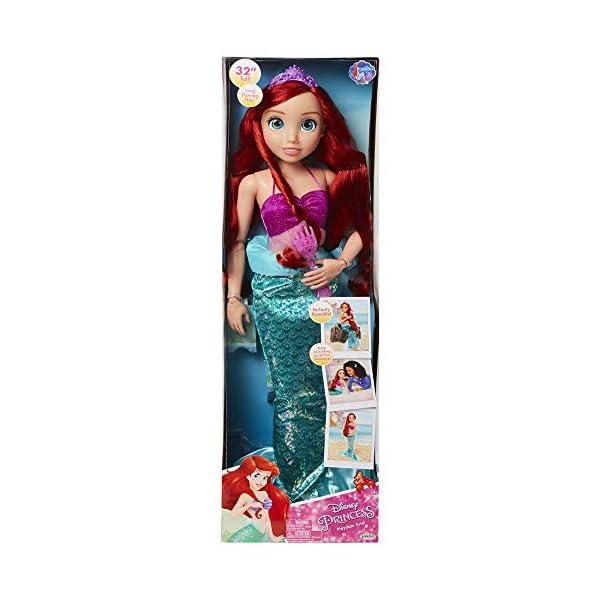 Ariel - Muñeca de 32 Pulgadas