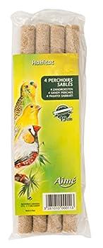 Aime Perchoirs Sables 4 Perchoir pour Oiseaux
