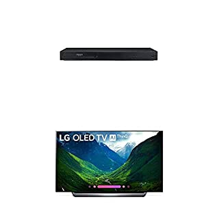 LG UBK90 4K Ultra-HD Blu-ray Player with Dolby Vision (2018) and 65-Inch 4K Ultra HD Smart OLED TV (2018 Model) (B07PD83Y1J)   Amazon price tracker / tracking, Amazon price history charts, Amazon price watches, Amazon price drop alerts