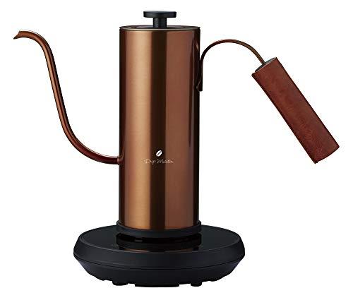 アピックス 温調電気カフェケトル AKE-290 カッパー  | 温度調節&保温機能が付いた温調電気カフェケトル