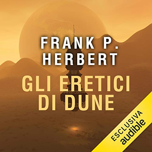 Gli eretici di Dune  By  cover art
