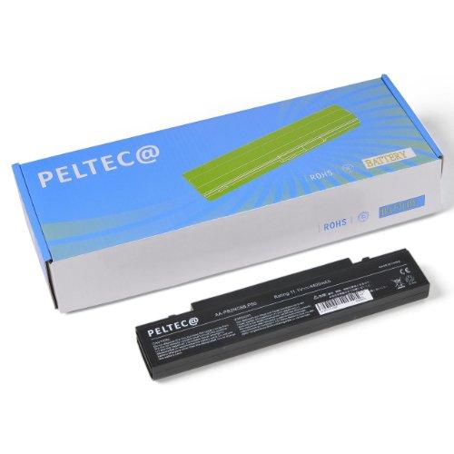 PELTEC @ - Batería para Ordenador portátil Samsung RV408 RV508 RV411 RV415 RV511 RV515 RV510 R420 R428 R430 R439 R429 R440 R505 R522 R523 R466 R462 463 R464 R465 R468 R470