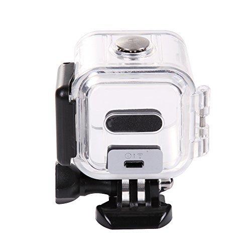 Deyard S-01 - Carcasa Impermeable estándar con Soporte y Tornillo para GoPro Hero5Session y Hero4Sesión