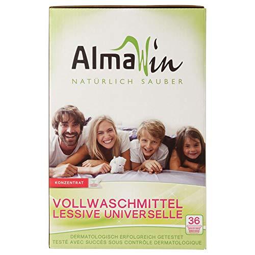 AlmaWin Bio Vollwaschmittel (1 x 2 kg)