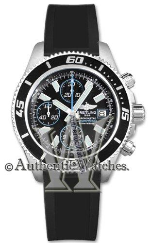 Breitling Aeromarine Superocean Cronografo A1334102 Ba83/Ii-Orologio da uomo